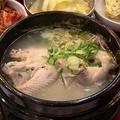 料理メニュー写真参鶏湯