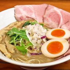 煮干し豚骨ラーメン専門店 六郷の写真