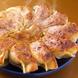 【看板メニュー★】自家製!豚と生姜の焼餃子