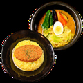 料理メニュー写真北海道野菜コロッケカレー