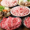 【種類豊富な食べ放題コースが自慢】京都でしゃぶしゃぶ・すき焼きの食べ放題を楽しむなら『但馬屋 京都ヨドバシ店』がおすすめ!コースはランチ&ディナーを含め全15種類以上!さっぱりとした豚しゃぶしゃぶや、贅沢に国産牛を使用したすき焼き等種類豊富にご用意しておりますので、利用シーンに合わせてお選びください!