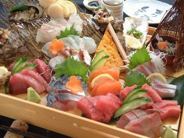 魚市場仲卸直営 丸秀鮮魚店のおすすめ料理1