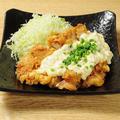 料理メニュー写真鳥取県の銘柄鶏「大山鶏」を使用した「やわらかチキン南蛮」