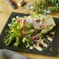 料理メニュー写真ロメインシーザーサラダ