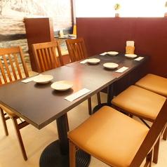 少人数の飲み会から大規模なご宴会までお任せください!落ち着いた雰囲気の和風個室席でお食事をお楽しみいただけます♪お客様だけの完全プライベート空間で周りを気にせずゆっくりと時が流れるのをお楽しみくださいませ!