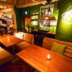 #802 CAFE&DINER 渋谷店の雰囲気1