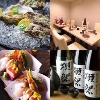 圧倒的な日本酒の豊富さ