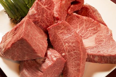 焼肉店 黒毛和牛一頭買・熟成肉