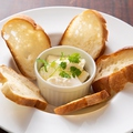 料理メニュー写真贅沢チーズ(バケット6枚)