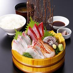 料理メニュー写真【イチオシ!海鮮】本日のお刺身定食