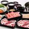 料理メニュー写真国産牛コース※サラダ&惣菜バー付きは4390円(税抜)