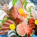 料理メニュー写真お造り盛り合わせ(大)