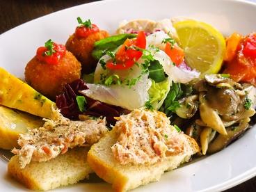 ピッツェリア アウストロのおすすめ料理1