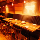 近江牛Steak&Wine 山村牛兵衛 四条大宮店の雰囲気3