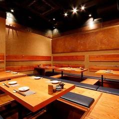 やきとり 日本酒 ふくの鳥 神田店の雰囲気1