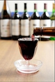こぼしワインも大人気です!