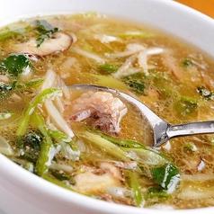 ベジテールスープ