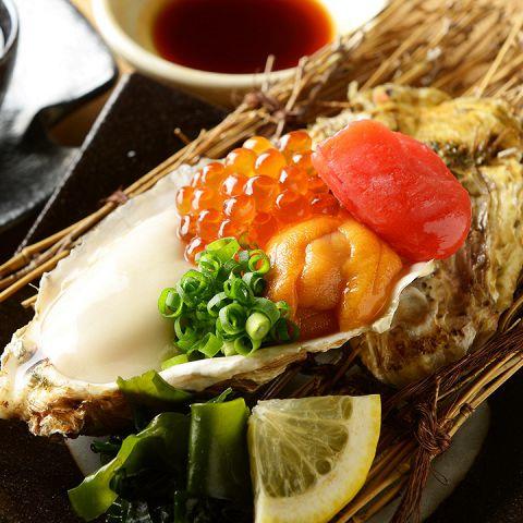 牡蠣 プリン 体