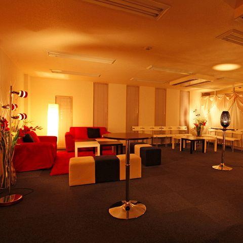 ☆駅近のプライベート感あふれるお部屋で、リーズナブルにオリジナル貸切パーティー☆