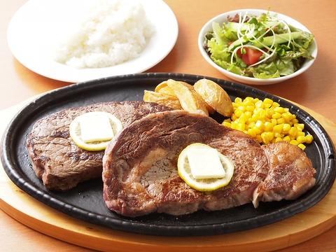 肉好きよ集え!曙太郎念願のステーキハウス☆