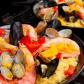料理メニュー写真魚介のパエリア 要予約