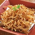 料理メニュー写真盛岡冷麺チップス