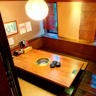 韓食房 おんどる 藤枝店の雰囲気1