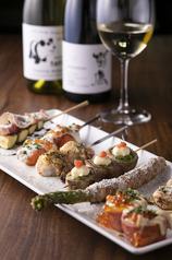 創作巻き串と国産ワイン MAKI-BUDOU まきぶどうのおすすめ料理1