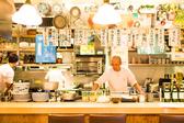青山食堂の雰囲気2