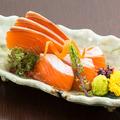 料理メニュー写真[伊達のぎん] 鮭 お造り
