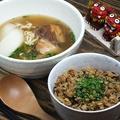 料理メニュー写真【セット】沖縄そば+ミニ丼