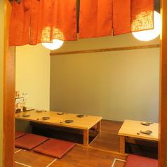 野菜巻き串と博多やきとり ゆず家の雰囲気1