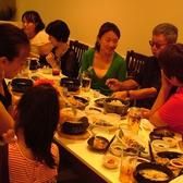 家族で来ても気を使わずお食事を楽しめます
