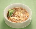 料理メニュー写真肉ワンタン麺