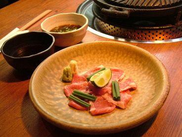 成吉思汗 ふじやのおすすめ料理1