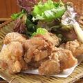 料理メニュー写真鶏の唐揚げ レギュラー