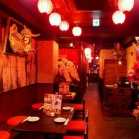 津軽料理で会社宴会も大成功!ゆっくりできる空間♪