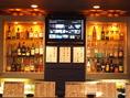 ドリンクはビールやカクテル、ウイスキーなど豊富にご用意しております!自分好みのお酒をご堪能ください♪