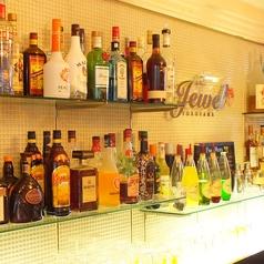 お酒の種類も豊富で大満足