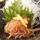 料理メニュー写真● サメ軟骨の梅肉和え