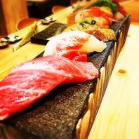 毎日市場から仕入れる新鮮な魚介類!