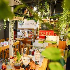 菜園バル chibi-cloの雰囲気1