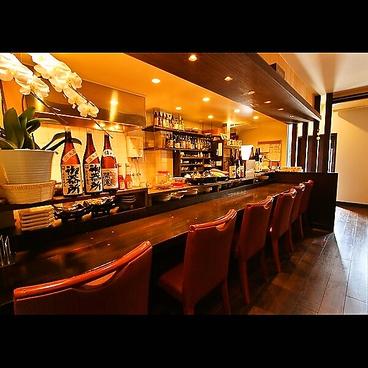 日本酒と鮮魚 桜山 炭酒家の雰囲気1