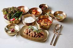 韓国薬膳料理 尹美月の写真