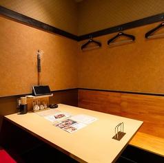 肉寿司と松阪牛 くずし割烹 たてがみ 豊田駅前店の雰囲気1