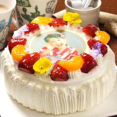 【要予約】特注プリントケーキ♪お好きなお写真で、世界に一つしかないケーキを・・