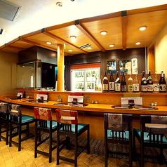 自慢の日本酒は常時20種類以上