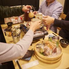 磯っこ商店 isokko 福岡天神店の雰囲気2