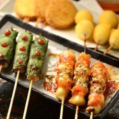 鶏飯八事バードのおすすめ料理1