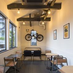 Haleiwa cafe ハレイワカフェの雰囲気1